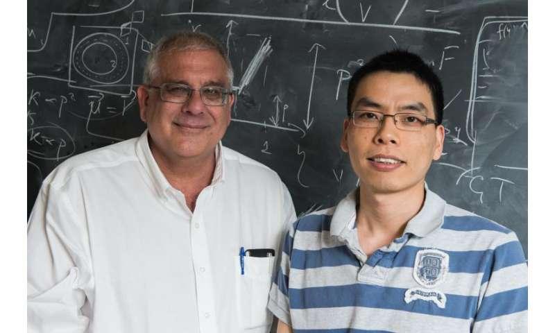 Chromosome-folding theory shows promise