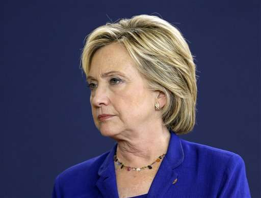 Clinton private account targeted in Russia-linked email scam