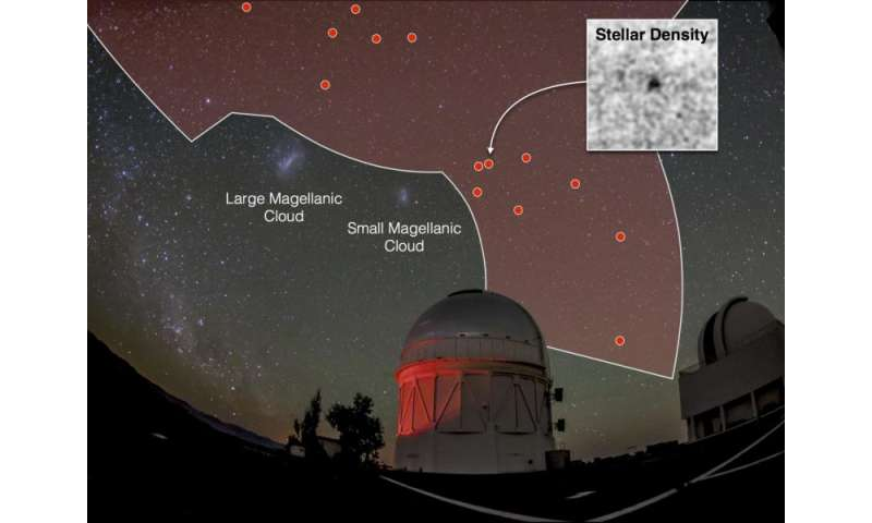 Dark Energy Survey finds more celestial neighbors