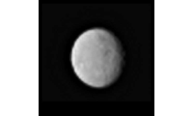 Dawn Delivers New Image of Ceres