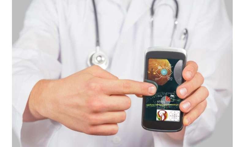 Detecting eye diseases using smartphone technology