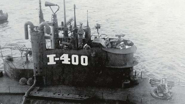 Dive discovers missing aircraft hangar of sunken WW II-era Japanese submarine