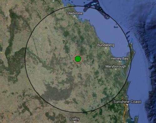 Earthquakes in Australia are a rare but real hazard
