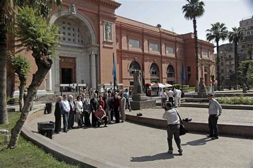 Egyptian Museum marks 113th anniversary amid tourism slump
