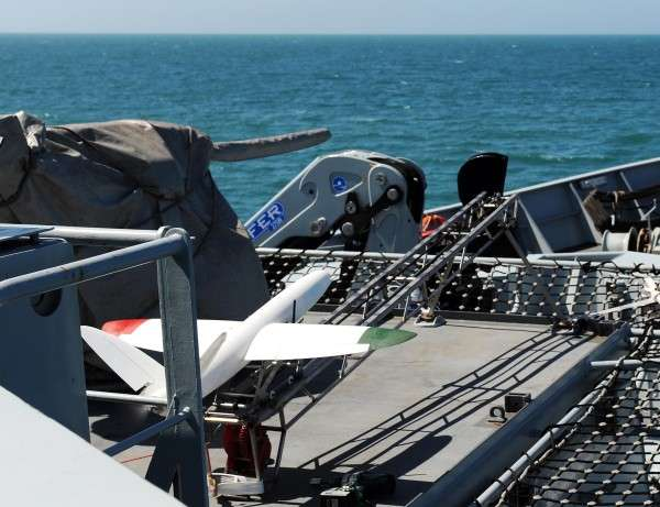 Engineers test fly printed aircraft off warship