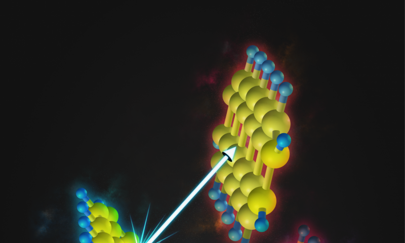 Entanglement at heart of '2-for-1' fission in next-generation solar cells
