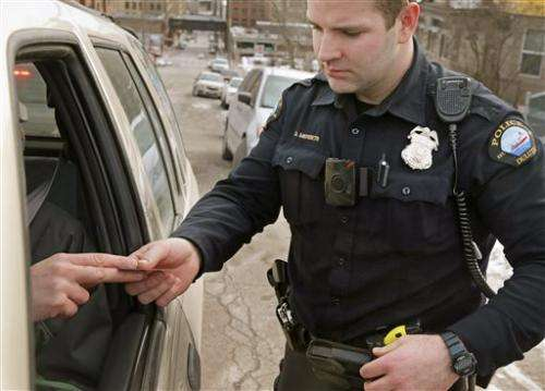 For police body cameras, big costs loom in storing footage