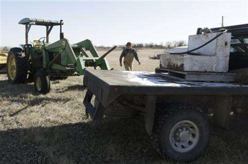 Fueled by oil, agriculture sector welcomes low diesel prices