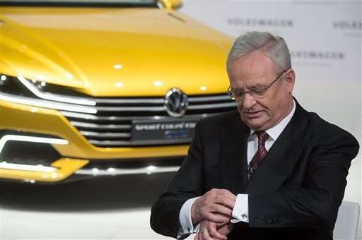 Germany: VW cars with suspect software in Europe too