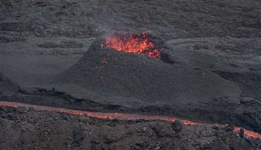 Highly active volcano erupts on Reunion amid media frenzy