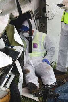 How air accident investigators turn disaster into a way of saving lives