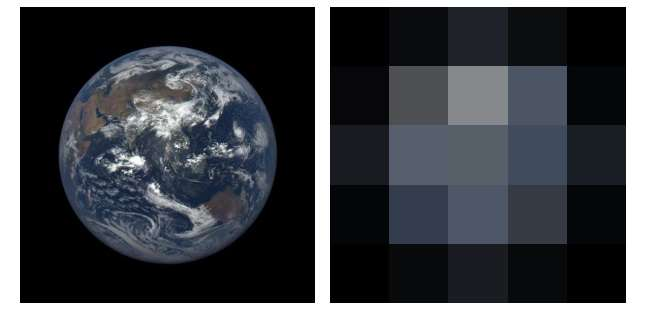 How could DSCOVR help in exoplanet hunting?