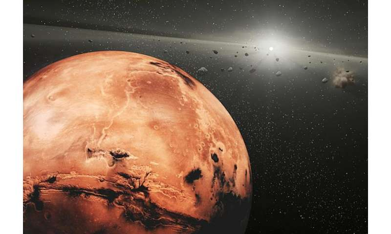 How long is a day on Mars?