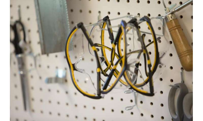 How makerspaces can be more accessible to people with disabilities