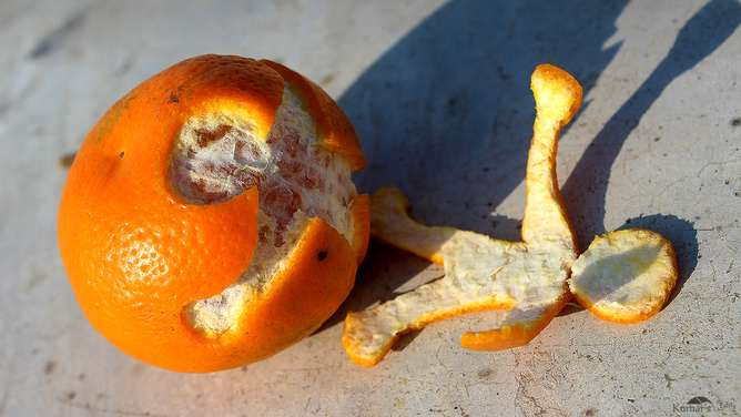 How orange peel could replace crude oil in plastics