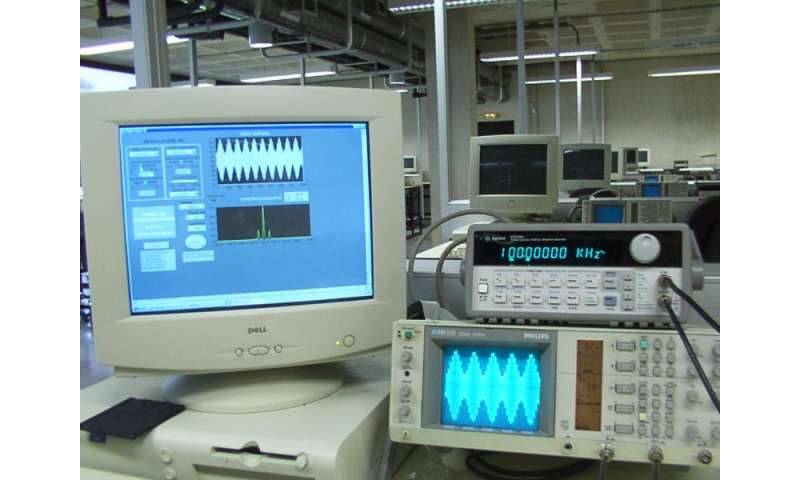 How to turn a basic electronics lab into a low-cost, advanced telecommunications one