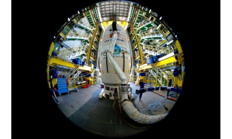 Image: Lisa Pathfinder ready for launch