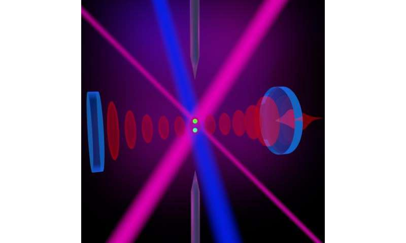 Improved interface for a quantum internet