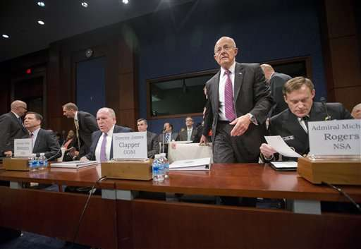 Intelligence chief: Little penalty for cyberattacks