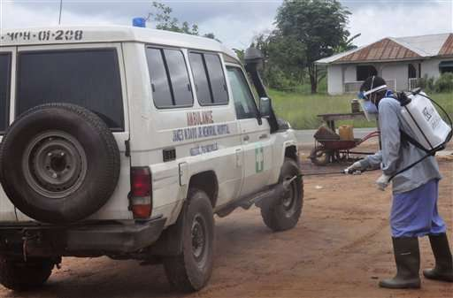 Liberia works to contain Ebola, find source of new cases