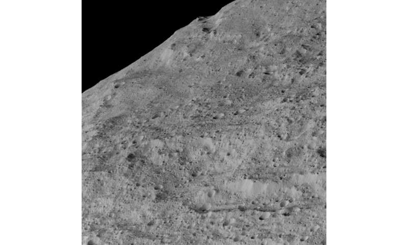 Lowdown on Ceres: Images from Dawn's closest orbit