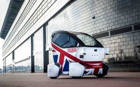 LUTZ Pathfinder pod is off to University of Oxford for brains