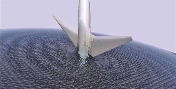 Mathematician theorizes what happened to MH370