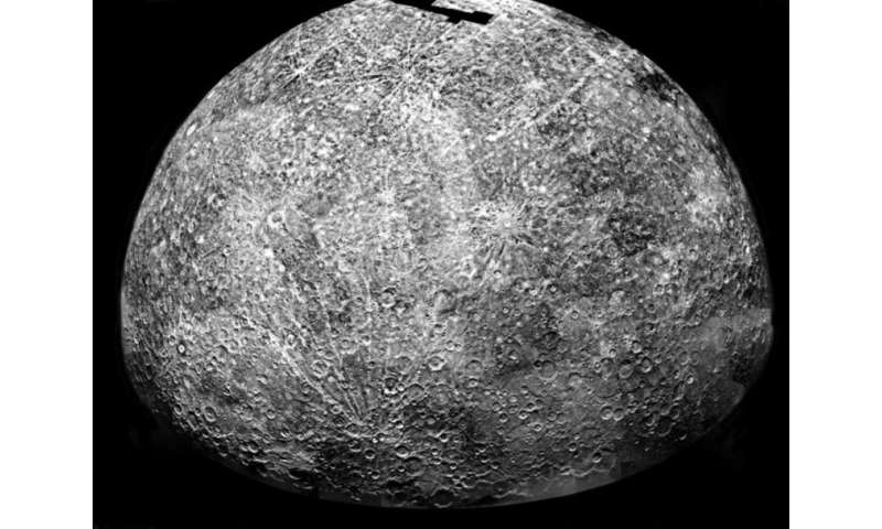 Mercury's MESSENGER mission comes to a crashing climax