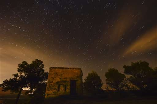 Meteor shower likely to be good, won't be eclipsed by moon