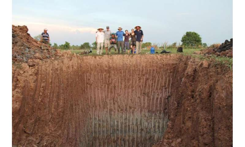 Mystery of arsenic release into groundwater solved