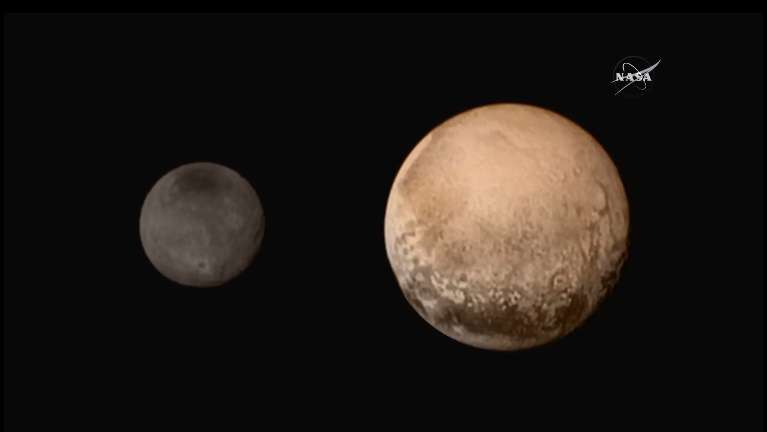Naming features on Pluto