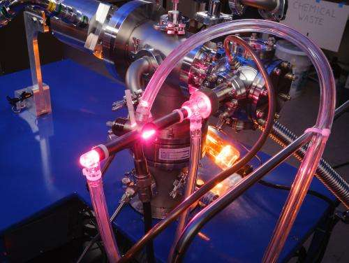 NASA Ames Reproduces the Building Blocks of Life in Laboratory