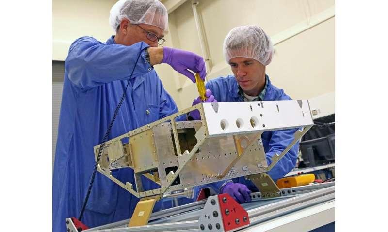 NASA begins to build satellite mission to improve hurricane forecasting