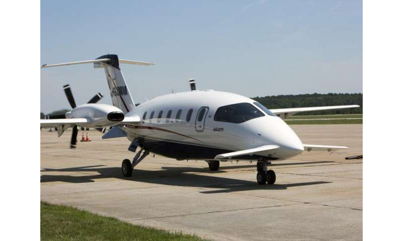 NASA-developed technology aims to save commercial airlines fuel, time
