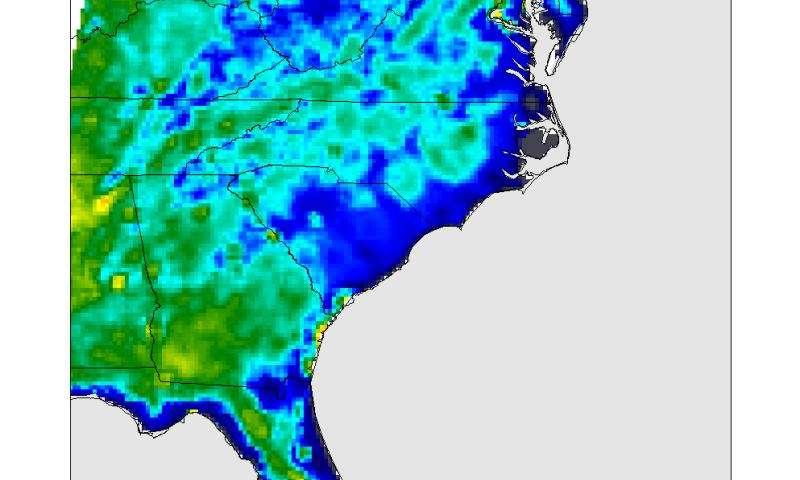 NASA eyes on Earth aid response to Carolina flooding