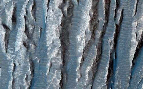 NASA spacecraft completes 40,000 Mars orbits