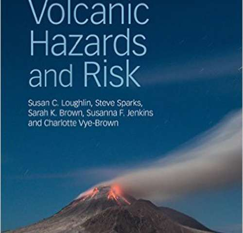 New book highlights global volcanic hazards and risks