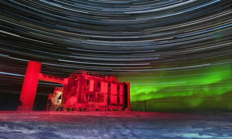 New data from Antarctic detector firms up cosmic neutrino sighting
