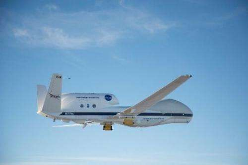 New instrument for NASA unmanned aircraft