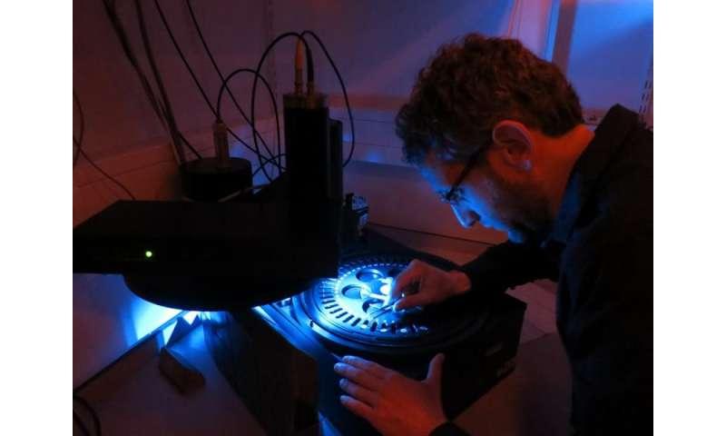 New method reveals past underground temperatures