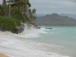 New research predicts a doubling of coastal erosion by mid-century