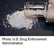 New synthetic drug 'Flakka' triggers crazed behaviors