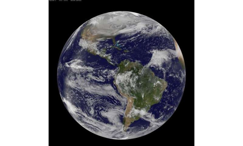 NOAA's DSCOVR to provide 'EPIC' views of earth