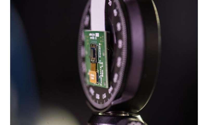 No lens? No problem for FlatCam