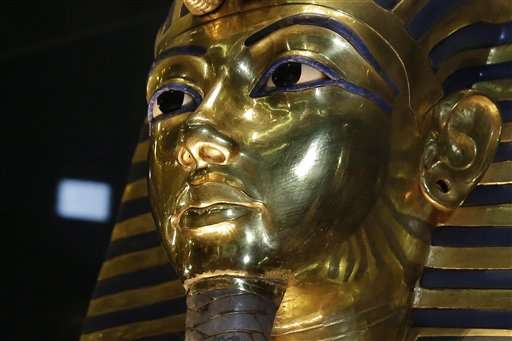 Official says Egypt approves radar for Nefertiti tomb quest