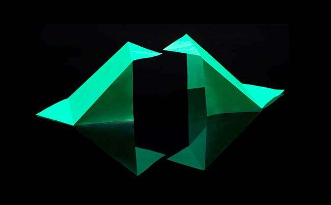 Origami-inspired shelters could serve military, disaster relief efforts