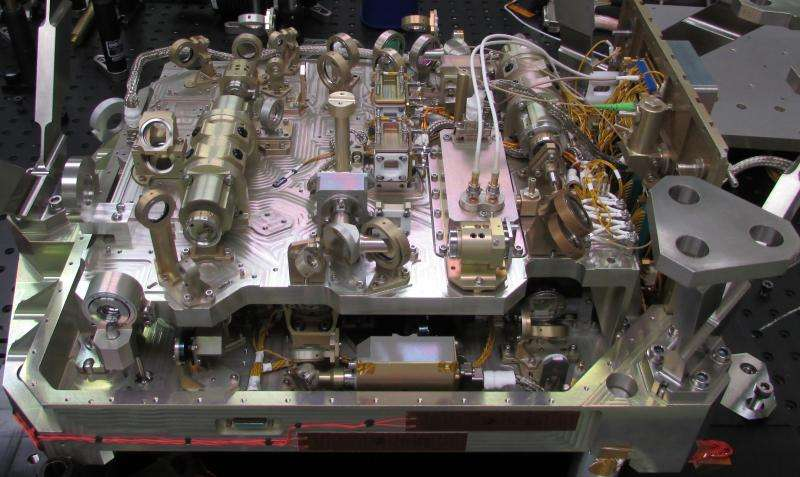 Perseverance paves way for wind laser