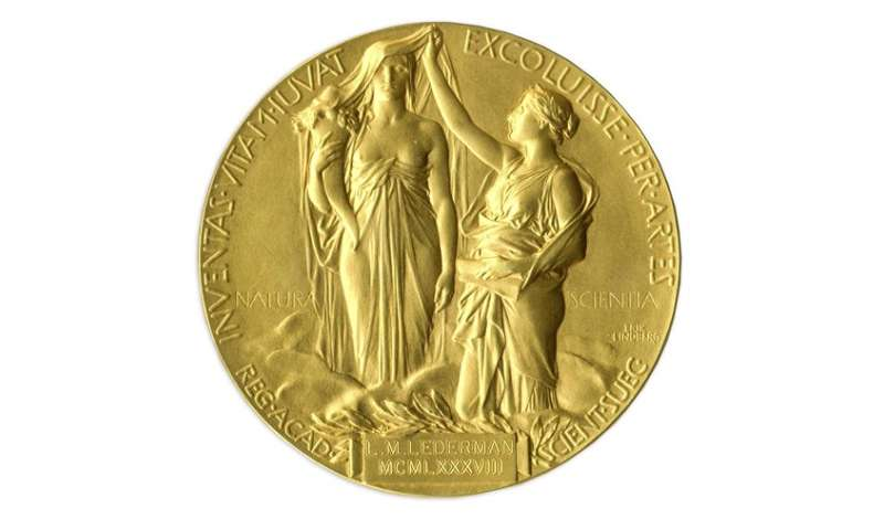 Physicist's Nobel Prize up for auction; $325,000 minimum bid