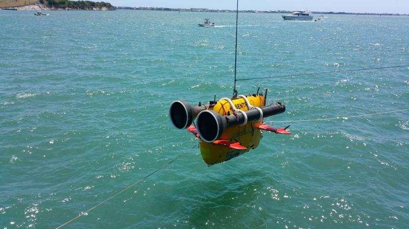 'PlankZooka' larval sampler may revolutionize deep-ocean research
