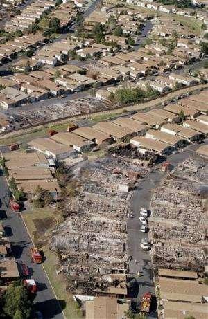 Report: Chance of mega-quake hitting California increases (Update 2)